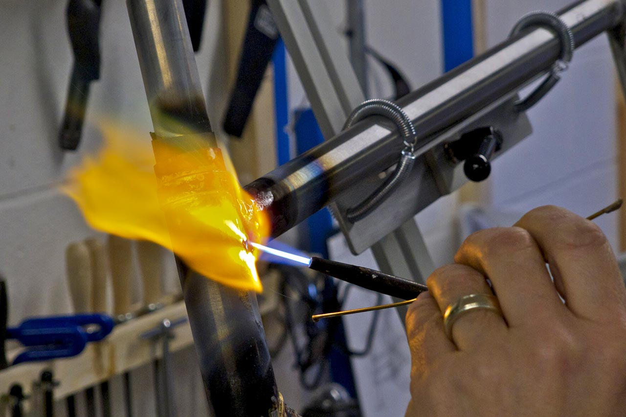 Brazing Top Tube